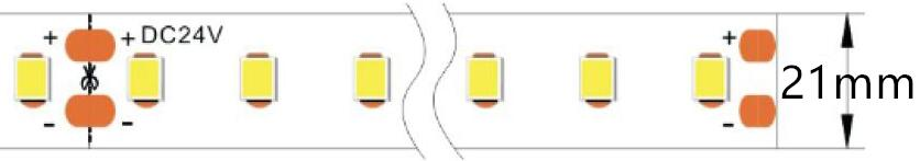 LED Aluminum Profile for 11mm led strip