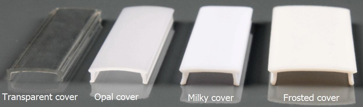 Aluminum PC Cover for optional